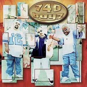 Альбом 740 Boyz 740 Boyz