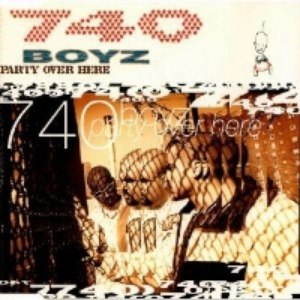 740 Boyz альбом Party Over Here