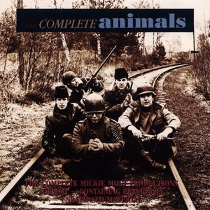 The Animals альбом The Complete Animals