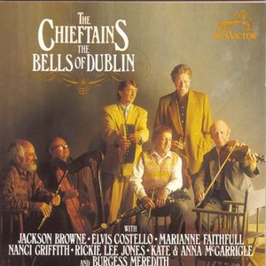 The Chieftains альбом The Bells Of Dublin