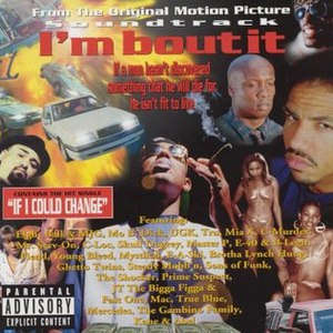 Master P альбом I'm Bout It