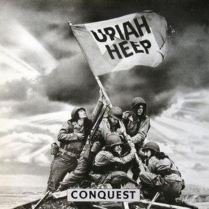 Uriah Heep альбом Conquest