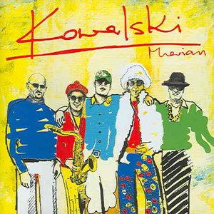 Kowalski альбом Marian