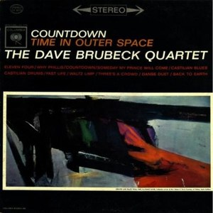 The Dave Brubeck Quartet альбом Countdown: Time In Outer Space