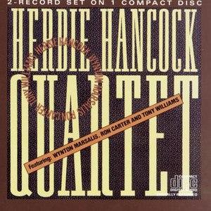 Herbie Hancock альбом Quartet