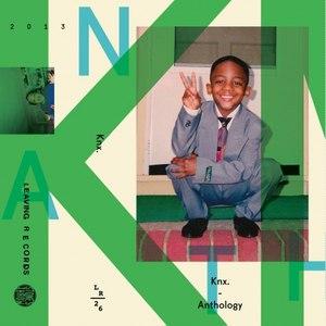 knxwledge альбом Anthology