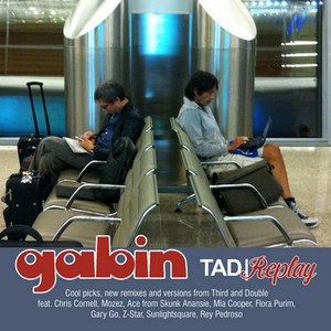 Gabin альбом TAD Replay