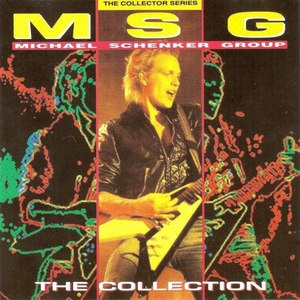 Michael Schenker Group альбом The Collection