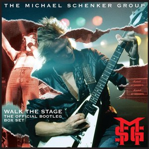 Michael Schenker Group альбом Walk The Stage: The Official Bootleg Box Set