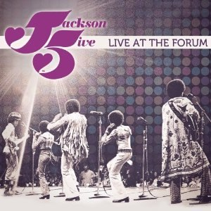 The Jackson 5 альбом Live At The Forum