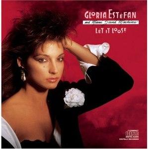 Gloria Estefan альбом Let It Loose
