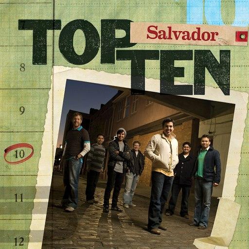 Salvador альбом Top Ten