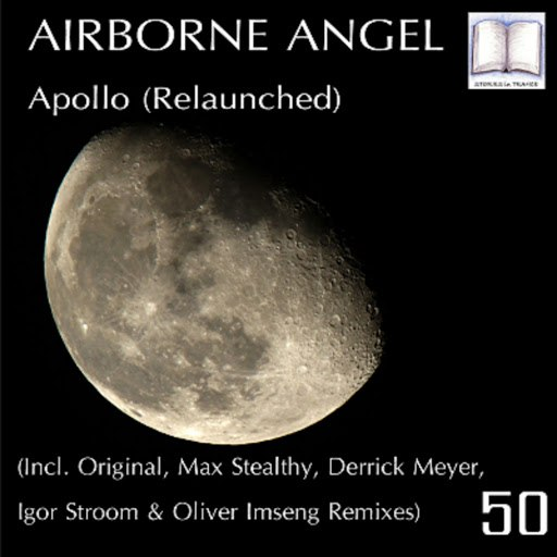 Airborne Angel альбом Apollo (Relaunched)