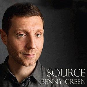 Benny Green альбом Source