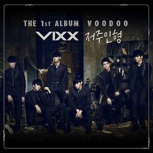 VIXX альбом VOODOO Special Album