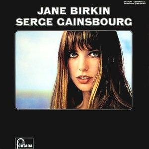 Serge Gainsbourg альбом Jane Birkin Et Serge Gainsbourg
