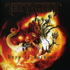 Testament альбом Days of Darkness