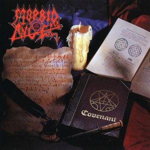 Morbid Angel альбом Covenant