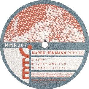 Marek Hemmann альбом Ropy EP