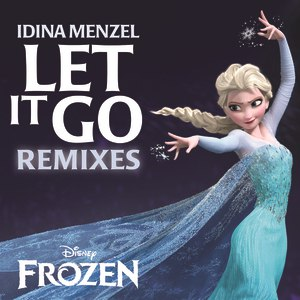 Idina Menzel альбом Let It Go Remixes