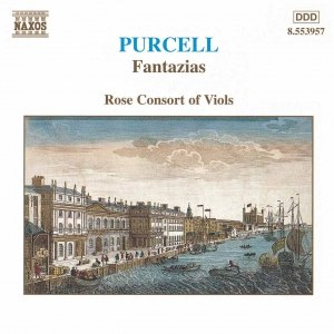 Henry Purcell альбом PURCELL: Fantazias