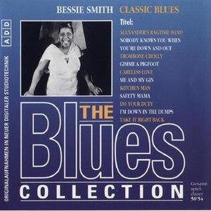 Bessie Smith альбом Classic Blues
