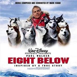 Mark Isham альбом Eight Below Soundtrack