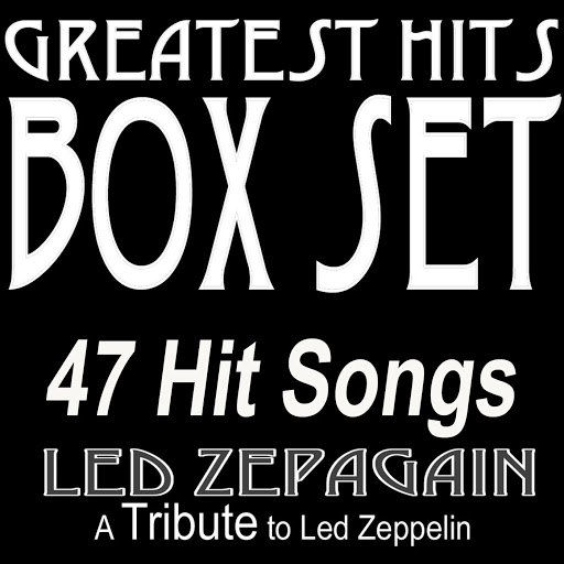 Led ZepAgain альбом Greatest Hits Box Set: A Tribute to Led Zeppelin