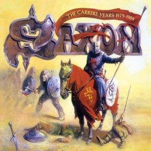 Saxon альбом The Carrere Years (1979-1984)