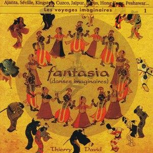 Thierry David альбом Fantasia