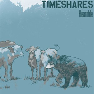 Timeshares альбом Bearable