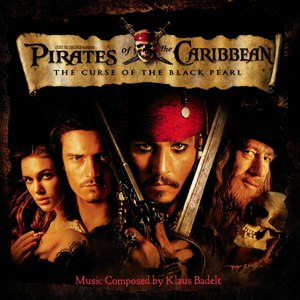 Klaus Badelt альбом Pirates of the Caribbean: The Curse of the Black Pearl (Original Motion Picture Soundtrack)