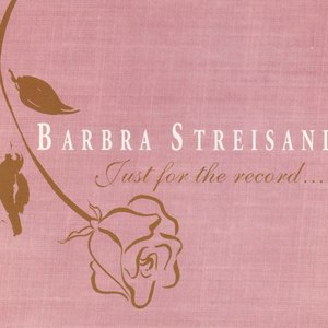 Barbra Streisand альбом Just For The Record...
