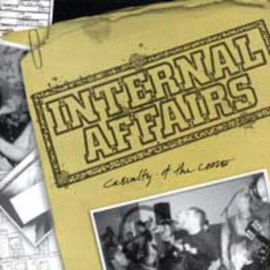 Internal Affairs альбом Casualty of the Core
