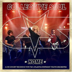 Collective Soul альбом Home: A Live Concert Recording with the Atlanta Symphony Youth Orchestra