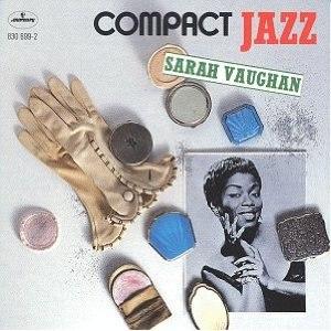 Sarah Vaughan альбом Compact Jazz