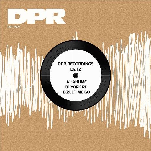 Detz альбом Xhume / York Rd / Let Me Go (We Wonder)