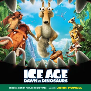 John Powell альбом Ice Age 3 - Dawn Of The Dinosaurs