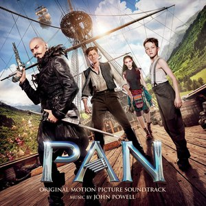 John Powell альбом Pan (Original Motion Picture Soundtrack)