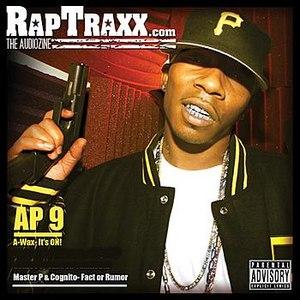 AP.9 альбом AP.9 /Raptraxx.com