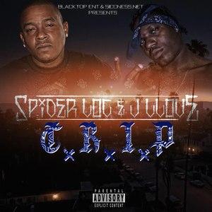 SPIDER LOC альбом C.R.I.P