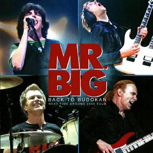 Mr. Big альбом Back To Budokan