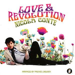 Nicola Conte альбом Love & Revolution