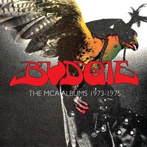 Budgie альбом The MCA Albums 1973 - 1975