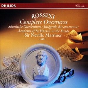 Gioacchino Rossini альбом Overtures