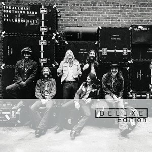 The Allman Brothers Band альбом At Fillmore East (Deluxe Edition)