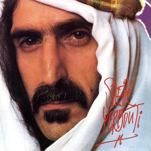 Frank Zappa альбом Sheik Yerbouti
