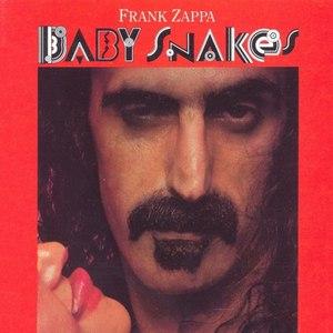 Frank Zappa альбом Baby Snakes