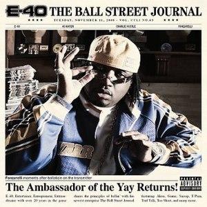 E-40 альбом The Ball Street Journal