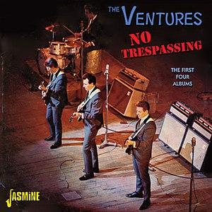 The Ventures альбом No Trespassing - The First Four Albums